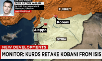 ISIS is on the Run From Kurdish Forces