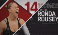 Best of Ronda Rousey's 14-Second Challenges