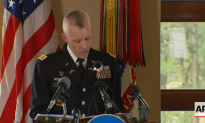 U.S. Military Charges Bergdahl with Desertion