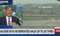 Hacker Claims He's Taken Control of 20 Planes
