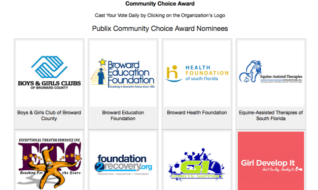 Vote For Foundation 2 Recovery in this Year's Community Choice Awards