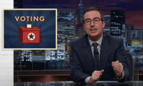 John Oliver Joins The Late Show With Steven Colbert