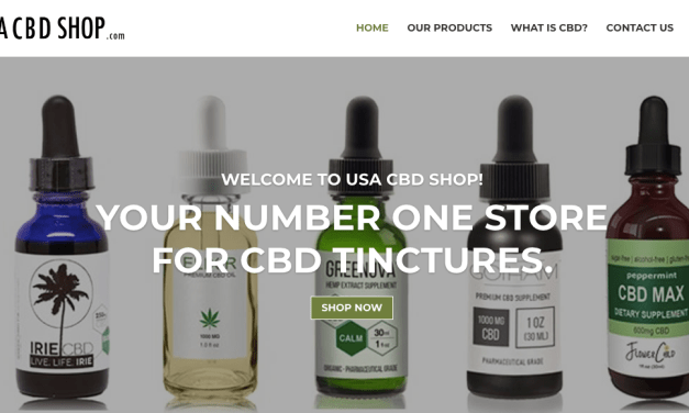 USACBDshop.com Offers the Best in CBD and Hemp Oil Tinctures