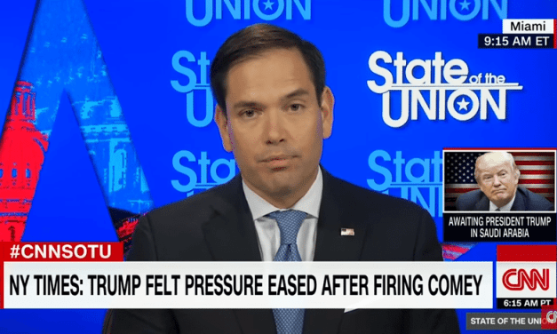 Marco Rubio Says He Is Independent When It Comes to Trump