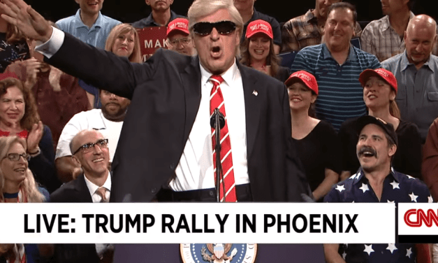Donald Trump Phoenix Rally Cold Open – SNL