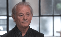 Bill Murray Gives Awesome Interview Answer