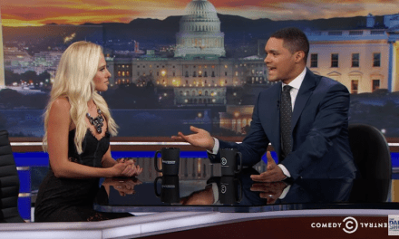 The Moment Tomi Lahren Realized She Was Actually an Idiot