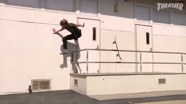 Joey Ragali – Tricks and Crashes