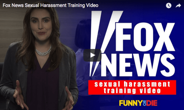 Fox News – Sexual Harassment Training Video