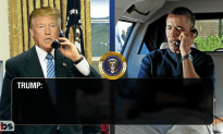 Trump Calls Obama To Talk About Syria & Afghanistan