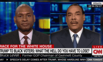 Charles Blow Shreds a Trump Supporter on Live TV