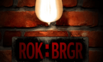 "MEET our FRIENDS over at the ROK:BRGR!!! …Trust us, their BURGERS are the BOMB!!! – (""The ROK is in the buidling… it's The ROK!!"")"
