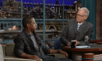 Jay Z on the Letterman Show Back in the Day