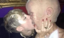 The Strangest Photo of Miley Cyrus You Will Ever See