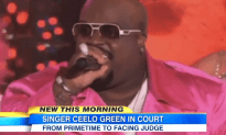 Cee-Lo Green Facing Four Years in Prison