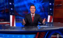 Stephan Colbert Explains Net Neutrality
