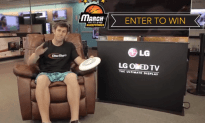 March Madness Trick Shots With Brodie Smith