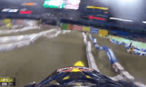 GoPro: James Stewart From 14th to 1st