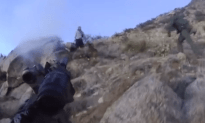 Watch the Arizona Police Kill a Man Camping [Warning: Graphic]
