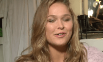 Ronda Rousey on Being Named Best Female Athlete at the Espys