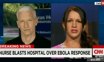 Nurse Describes Protective Gear Hospital Used While Treating Ebola Patient