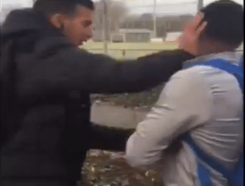 Bully Picks On The Wrong One and Pays The Price!