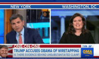 George Stephanopoulos Of GMA Refuses To Let Sara Huckabee Sanders Lie On National TV