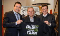 Colbert Continues To Dominate Fallon In The Ratings