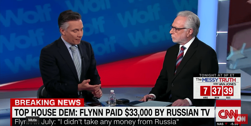 Michael Flynn Paid 433,750 From State Run Russian TV