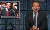 Seth Meyers Takes A Closer Look Into FBI's Russian Investigation