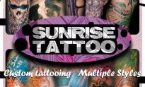Dont Miss This!!! Grand Opening Party For Sunrise Tattoo Sunday!!!