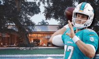Dolphins QuarterBack Tannehill Buys Home In Fort Lauderdale