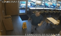 Grown Man Steals Little Boys IPad at a Mcdonalds in Florida