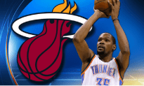Kevin Durant To Speak With Miami Heat