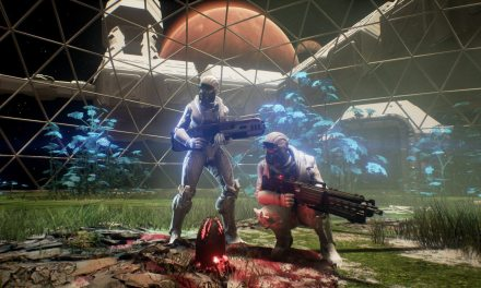 Genesis Alpha One Announced For Playstation 4