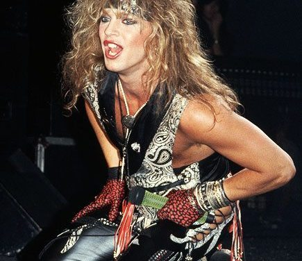 Reader Poll: Did Wearing Lipstick in the '80s Cause Bret Micheals to have an Aneurysm?