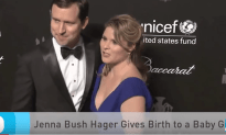 Jenna Bush Hager Gives Birth To A Baby Girl