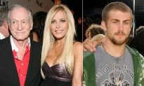 Dr. Phils Son Is Giving Back Shots To Hef's Fiancée..?