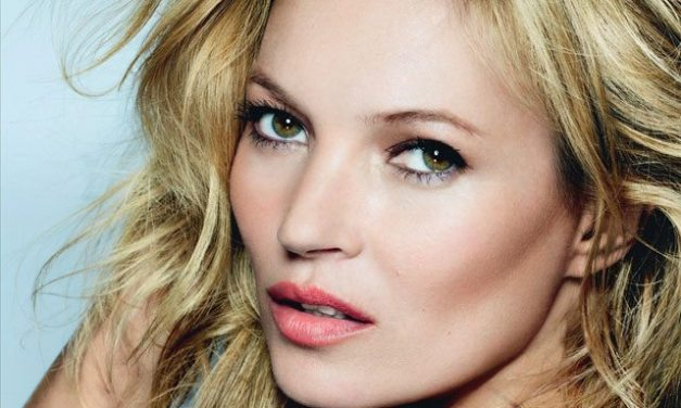 Kate Moss is Allure's August 2013 Cover Girl