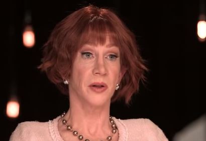 Kathy Griffin Is Back