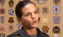 First Female Graduates From Special Response Team