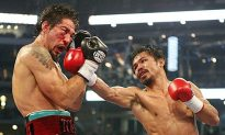 Manny Pacquiao Beats the Ever Living Shit Out of Antonio Margarito