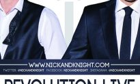 The Nick & Knight Tour at Revolution Live Tonight!