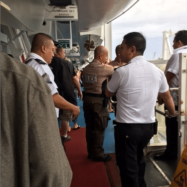 Norwegian Sky Evacuated After Passenger Boards Without Swiping Card