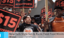 New York State Decides To Raise Minimum Wage For Fast Food Workers