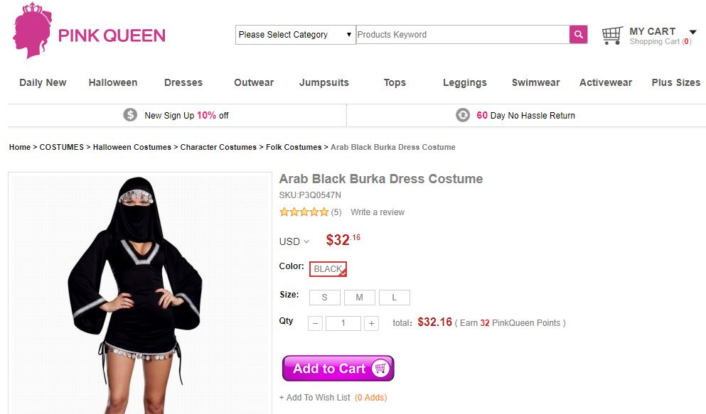 Halloween Costumes or Cultural Appropriation? Depends if Your Sane or Insane