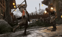 For Honor: Meet The Nobushi, Valkyrie, And Lawbringer