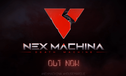 Nex Machina Lands On Playstation 4