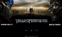 Extra Nearly Killed on the Set of Transformers 3