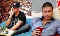 Vinny Leaves The Jersey Shore